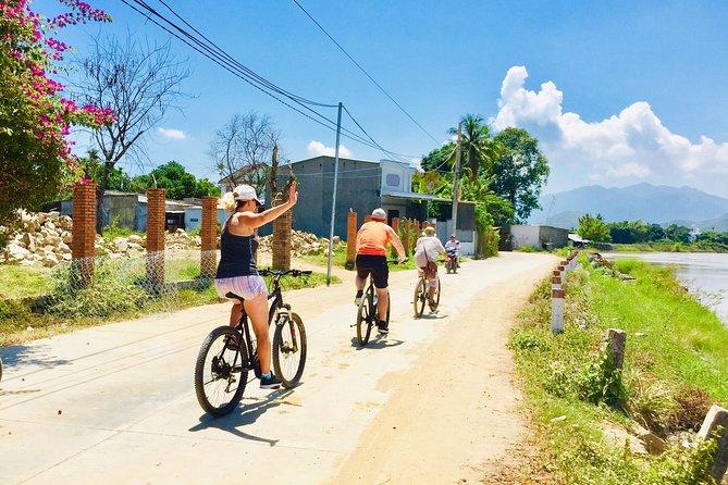 Half Day Private Countryside Bike Tour Nha Trang