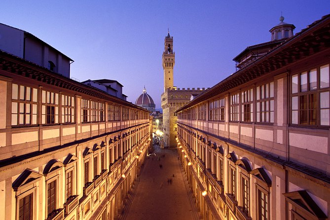Uffizi Gallery - Semi Private Tour