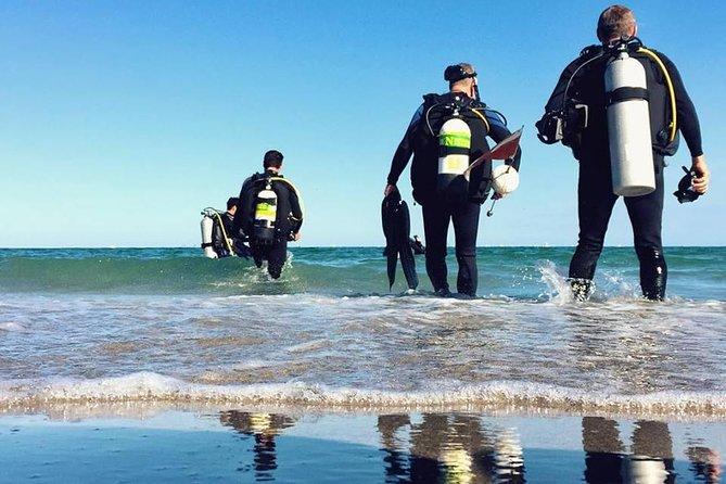 Una giornata in spiaggia e immersioni