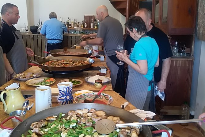 Paella Cooking Class and Workshop in Valencia Lagoon Rice Farm photo 3