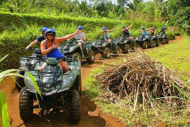 Mount Batur Trekking & Quad Bike Adventure
