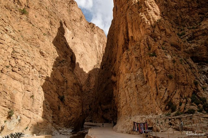 Private Around trip to Todgha Gorge from Ouarzazate