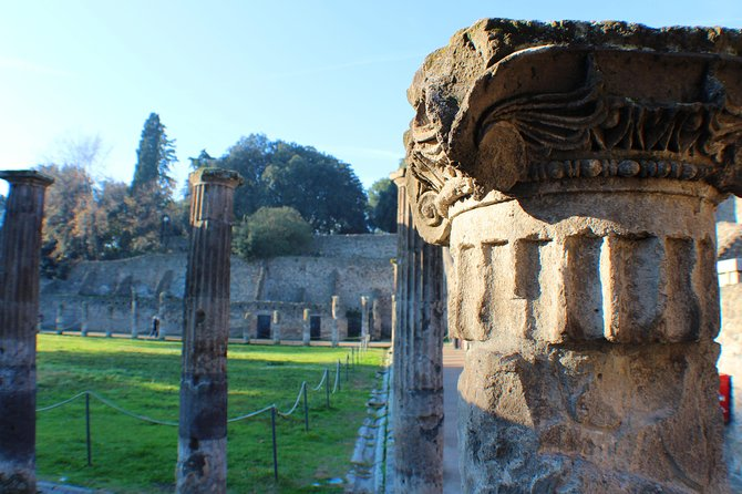 Pompeii Must-See Attractions Guided Tour with Skip-the-Line Access photo 2