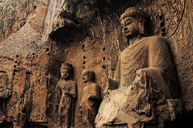 All Inclusive Luoyang Private Day Tour to Shaolin Temple and Longmen Grottoes photo 3