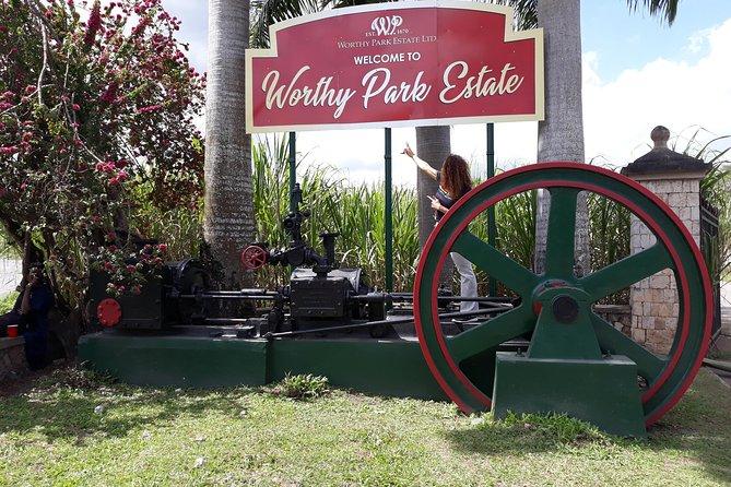 Worthy Park Estate Rum Experience