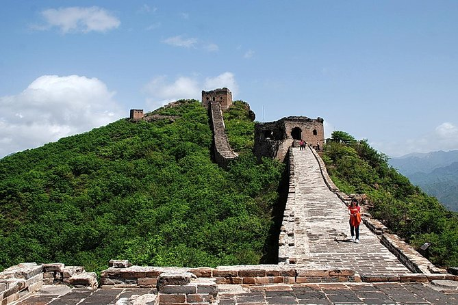 Tianjin Private Day Trip to Gubei Water Town and Simatai Great Wall with Cable Car photo 9