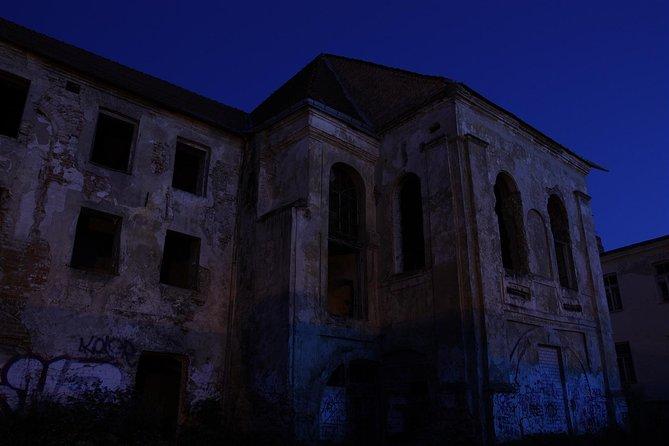 Warsaw Ghost Walking Tour