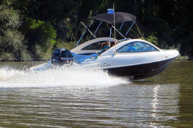Tigre Speedboat - The Delta s Captain - CITY SAILING TIGRE