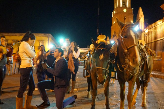 Romantic Horseback Riding Tour Through San Miguel de Allende