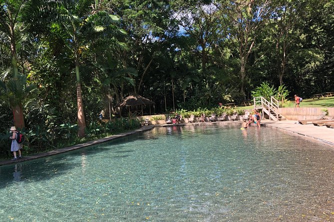 YS Falls, Pelican and Hummingbird Sanctuary
