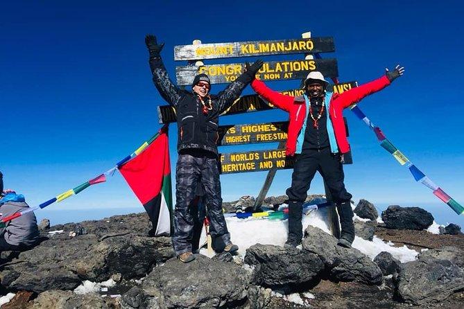7 Days Kilimanjaro Climb Via Lemosho Route
