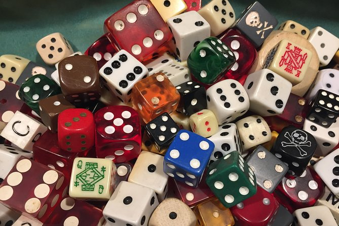 Roll the Dice Tour: Throw caution to the wind, dealer's choice tour!