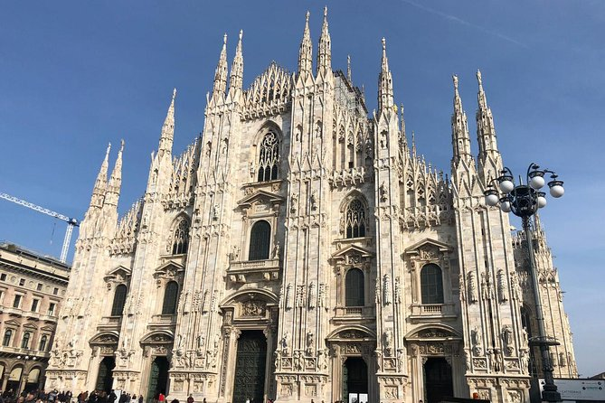 Milan Semi-Private Walking Tour with Last Supper and Duomo | with Private Option