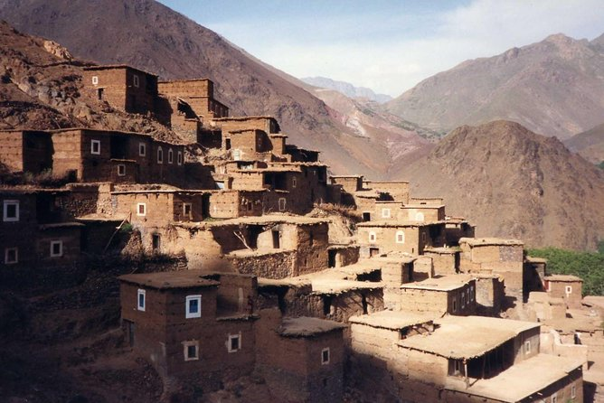 Atlas Mountains Day trips & 3 valleys with Camel ride photo 4