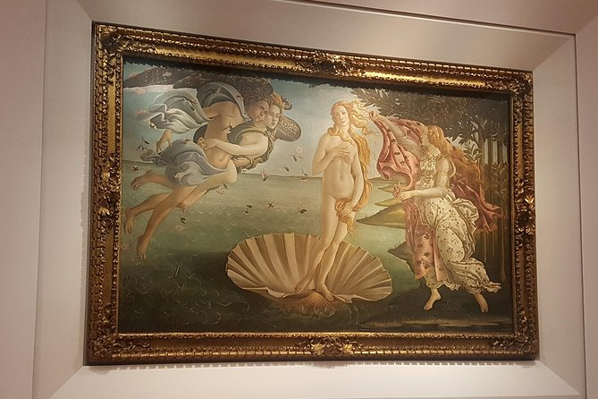Uffizi Gallery Small group more personalized semi private tour max 10 peoples