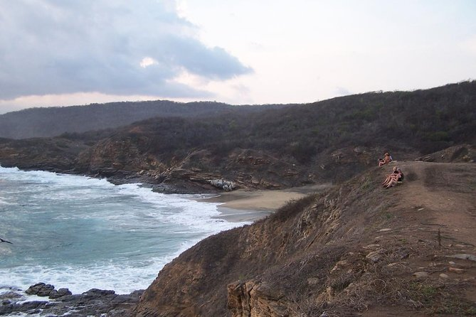 Beach And Sunset In Mazunte Magic Town And Punta Cometa photo 7
