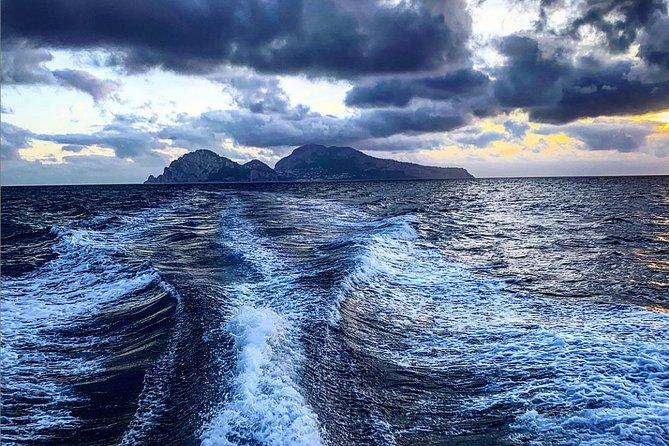 Capri tour from Sorrento