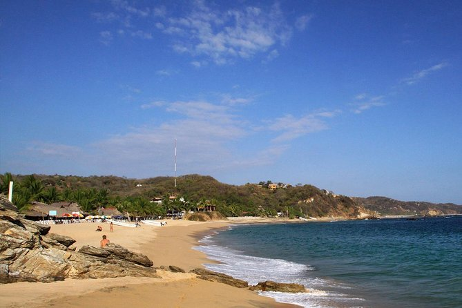 Nature Sun and 5 Beaches in the Magic Town of Mazunte