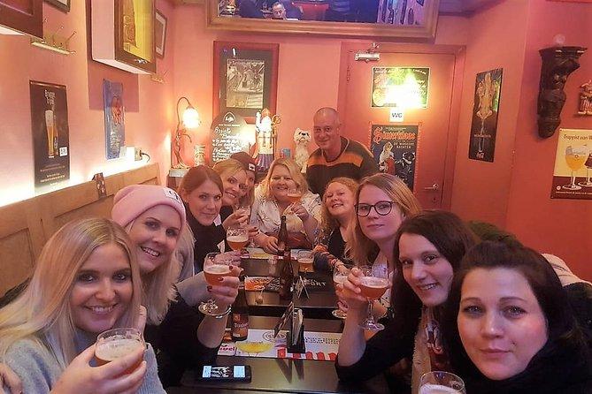 Excursão de degustação de cerveja em Bruxelas para grupos pequenos