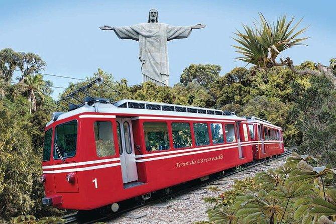 Full Day in Rio: Christ by Train, Sugarloaf, Maracanã, Selarón & Lunch