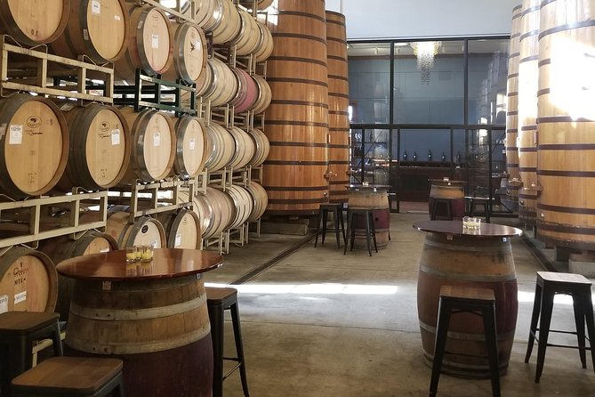 Shopping & Wine Tour - We've Combined Your Two Favorite Things!