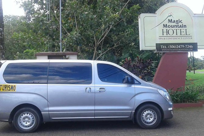 Taxi Services from La Fortuna to Guanacaste