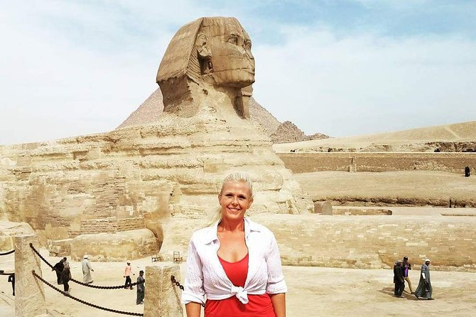 Giza pyramids ,sphinx& shopping tours from Cairo Giza hotel with expert guide photo 9