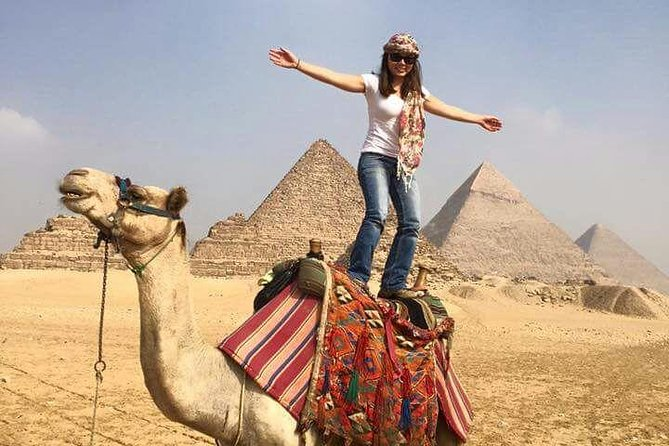 Giza pyramids ,sphinx& shopping tours from Cairo Giza hotel with expert guide photo 6