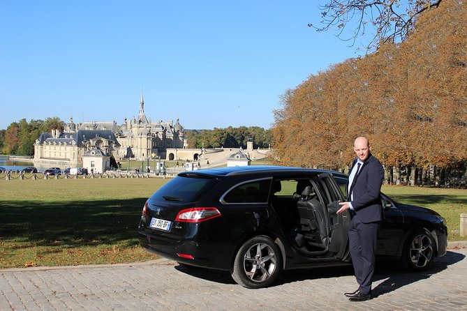 Transfer from Paris Charles-de-Gaulle CDG Airport to ZooParc de Beauval