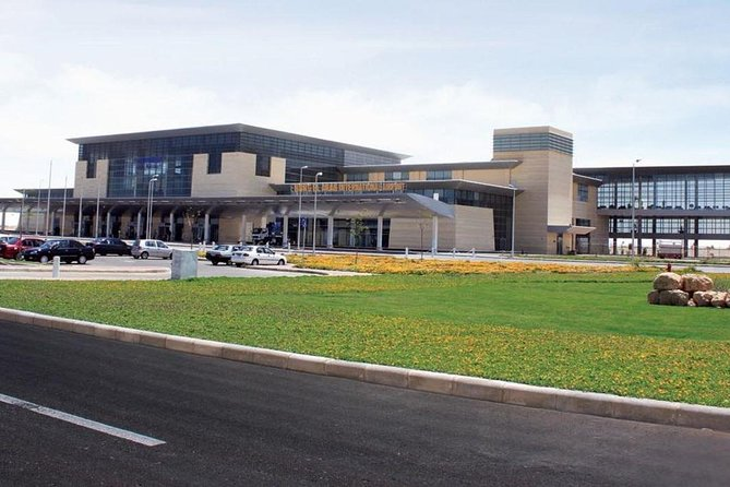 Alexandria Airport, Borg El Arab Airport (HBE) in Alexandria