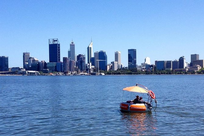 Self-Drive BBQ Boat Hire Perth for group of 3-6 people