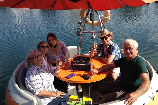 Self-Drive BBQ Boat Hire Perth for group of 3-6 people photo 3