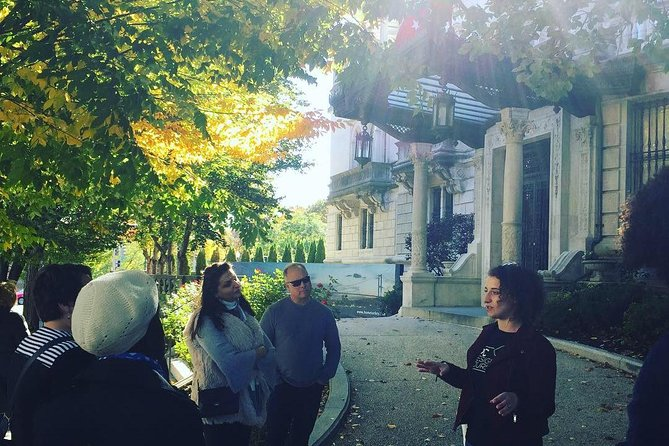 Tour de l'architecture Dupont Circle et Embassy Row