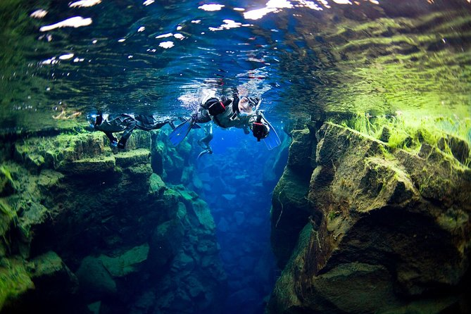 Small-Group Snorkeling in Silfra with Transfer Included