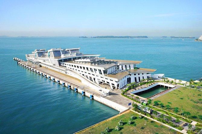 Singapore Marina Bay Cruise Departure Transfer
