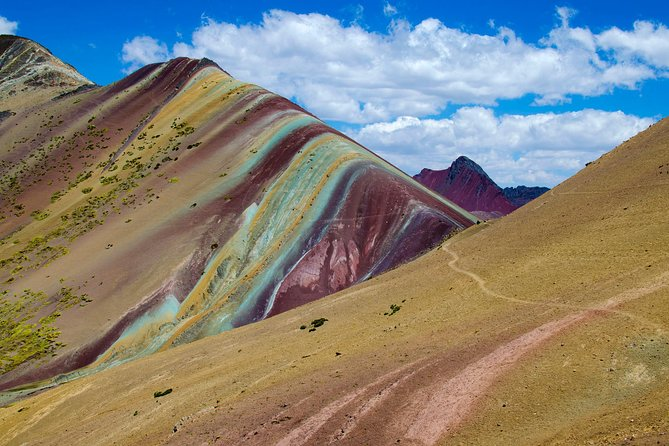 Full Day - Hiking Trip to The Rainbow Mountain from Cusco - Private
