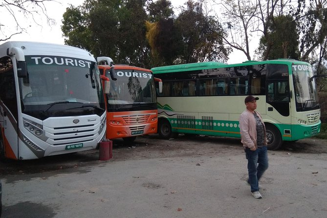 Tourist Bus Intercity Hassle free Shuttle all over Nepal photo 2