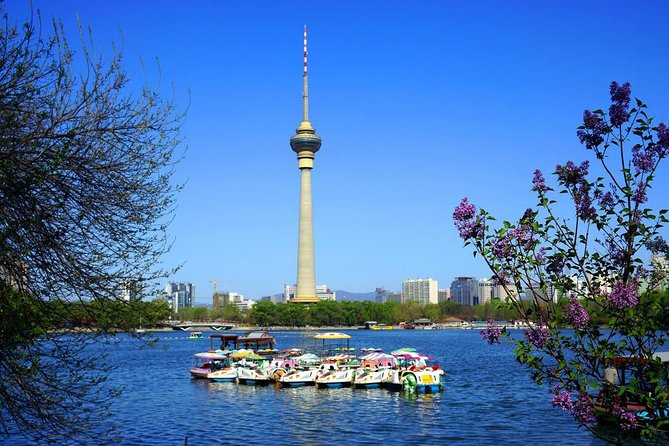 Private Day Tour to The China Millennium Monument, Yuyuantan Park and Beijing CCTV Tower