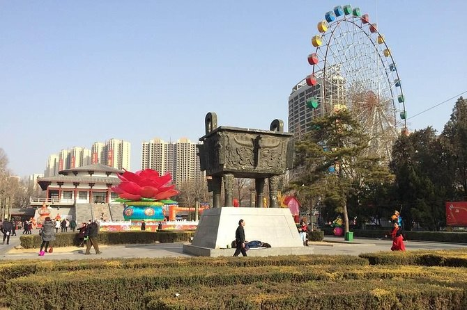 Flexible Luoyang City Highlights Private Day Tour with Lunch photo 1