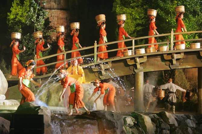 Private Tour to Zhongyue Temple, Shaolin Temple and Zen Music Ceremony from Luoyang photo 8