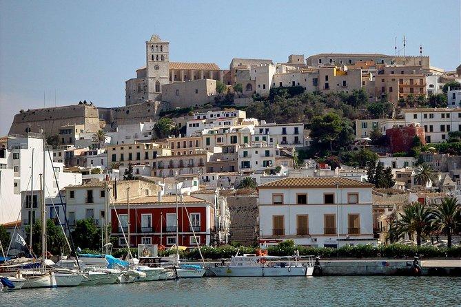 Private tour of Ibiza