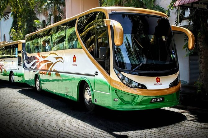 Langkawi Sightseeing Tour By Coach