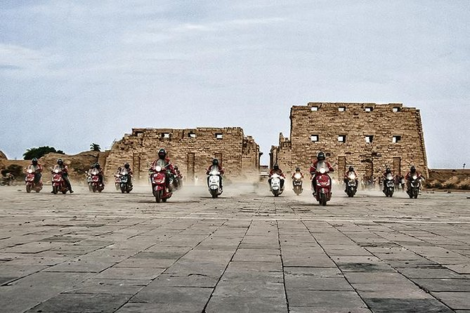 10 Day Motorcycle Adventure Tour Across Egypt