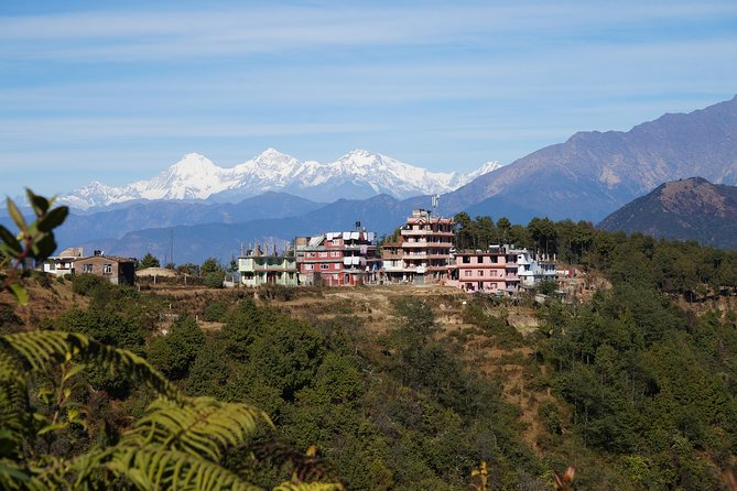 3 Days Chisapani Nagarkot Dhulikhel Trek