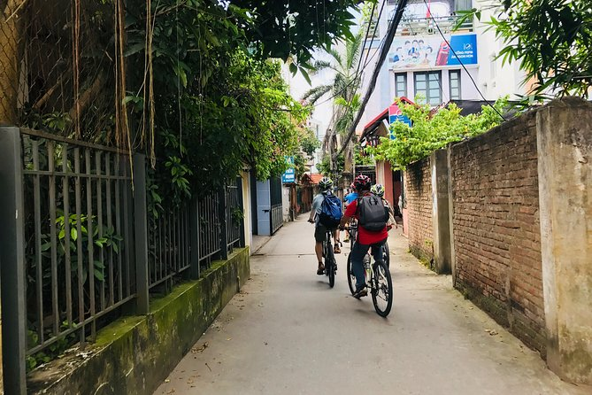 Hanoi Half Day Countryside Cycling Tour, A Perfect Way To Get Out Of Busy Hanoi
