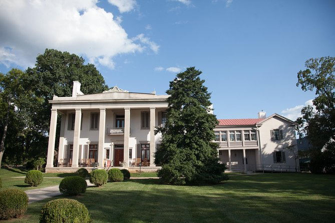 Belle Meade Plantation Mansion Tour