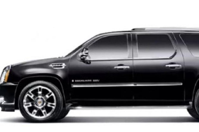 YYC to Red Deer - SUV Service