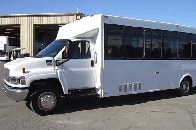 YYC To Banff - Bus Service