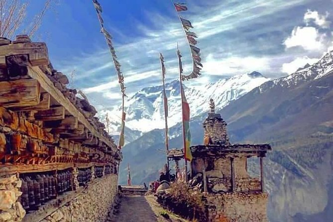 Nepal - A step back in time, Mustang