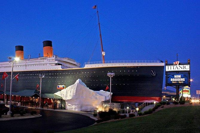 Titanic Museum Branson Toegangsbewijs